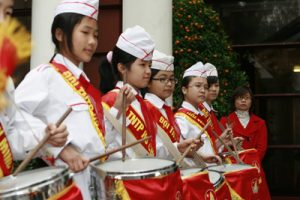 Вьетнамские пионеры