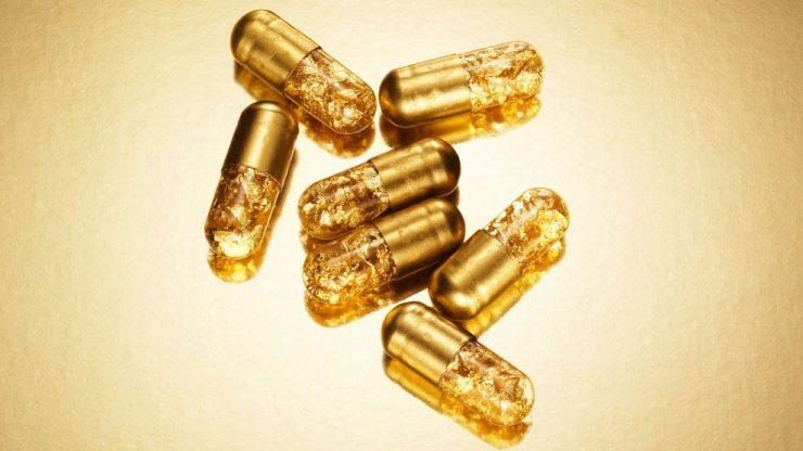 Золотые пилюли