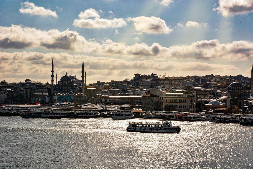 Стамбул - этап поиска отеля