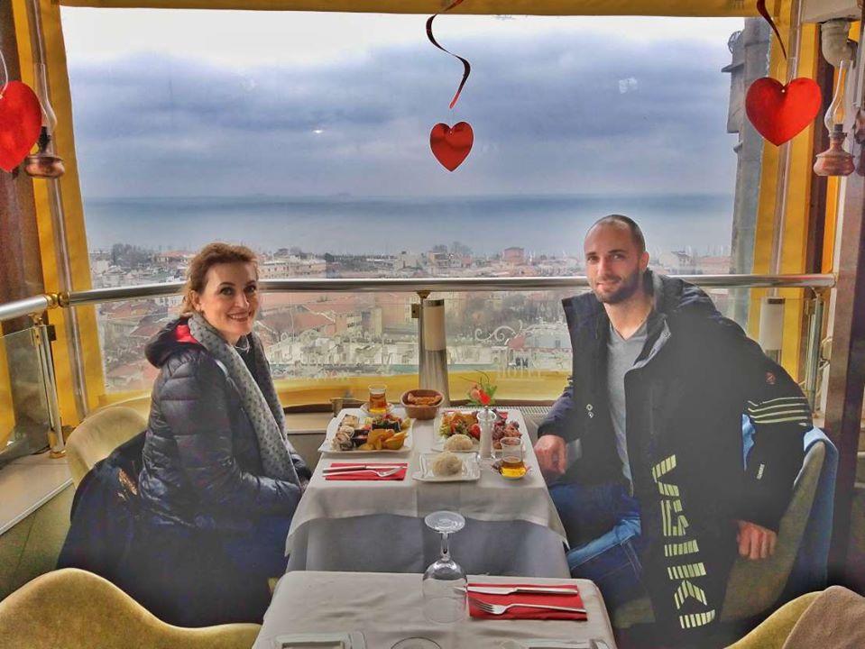 Стамбул - еда