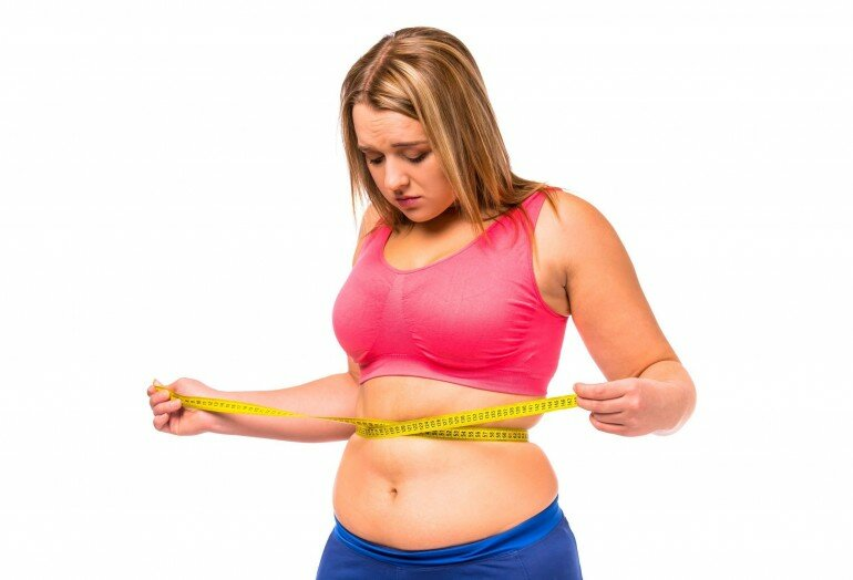 Главная причина набора веса