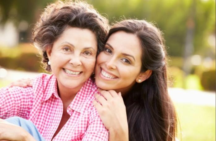 Отношения с мамой - ключ к счастью