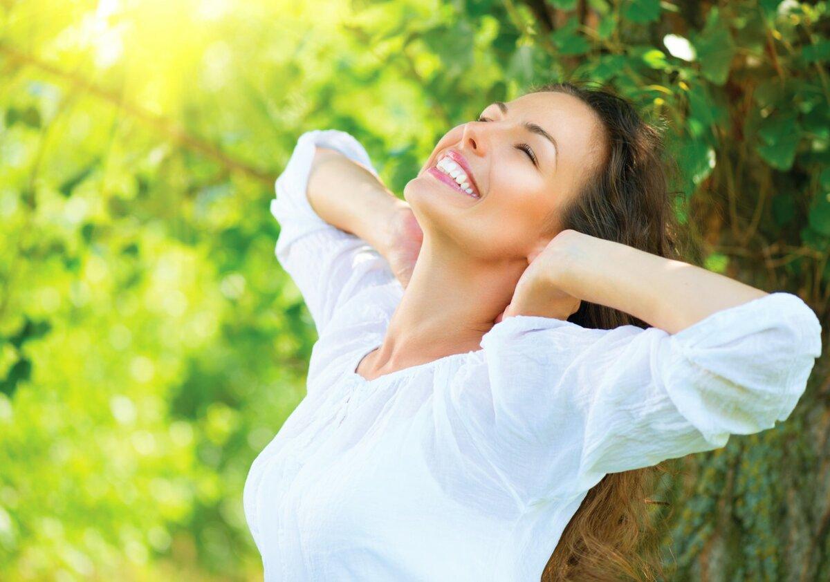 3 шага для того, чтобы стать счастливой