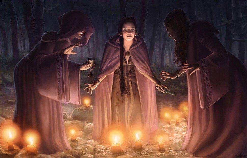 Нужно ли выбирать между магией и религией?