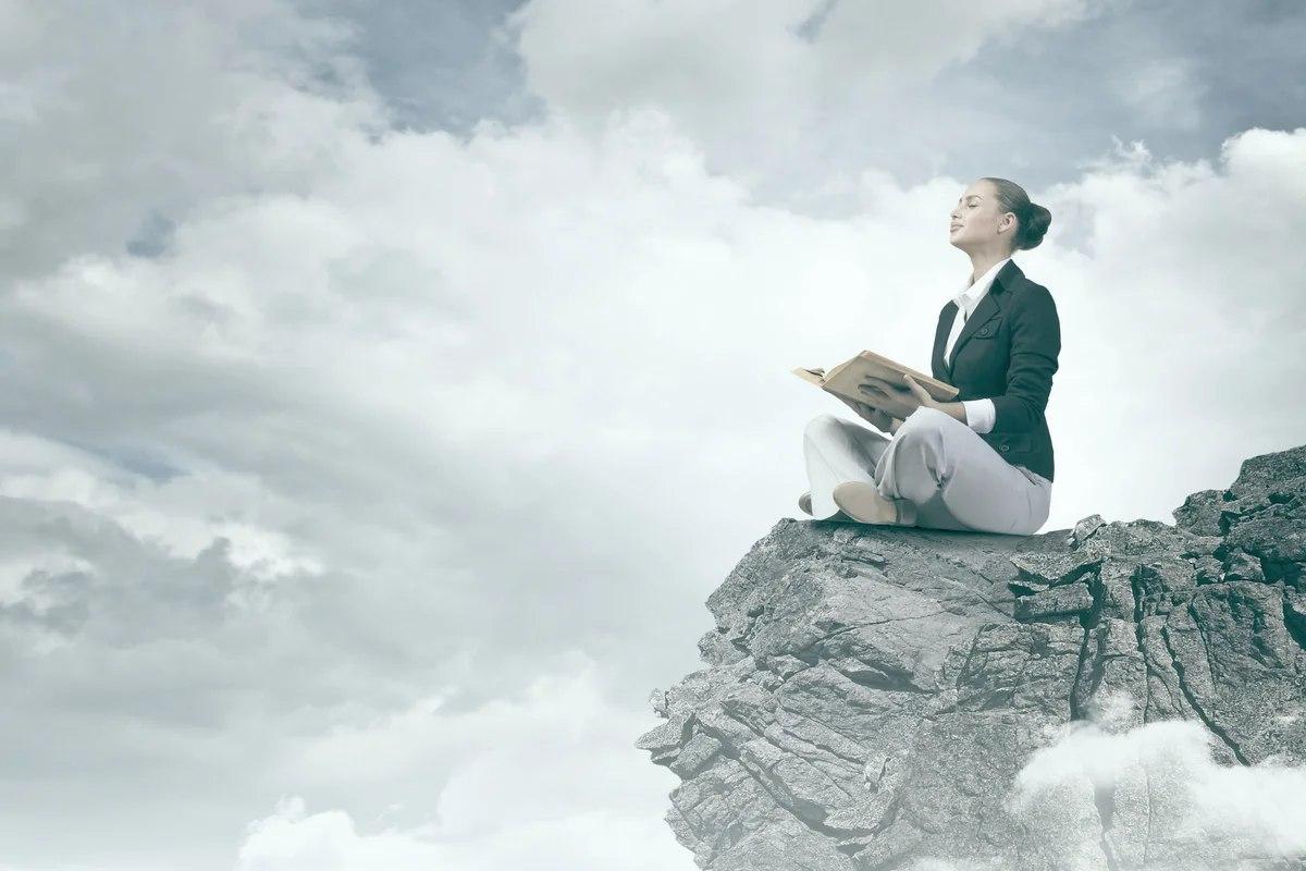 Я вечно учусь духовному